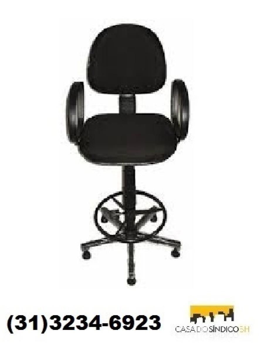 Cadeira para portaria caixa alta