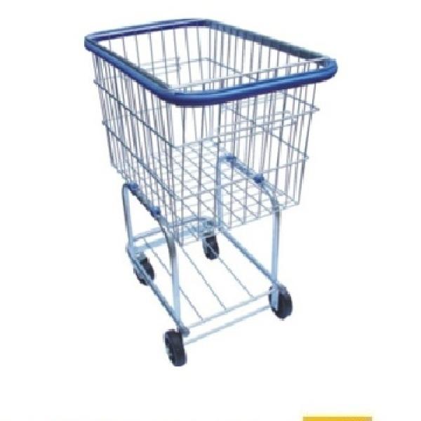 Carrinho de compras para condomínio 140 litros