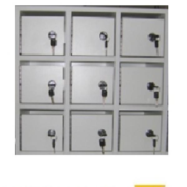 Escaninho para cartas com porta menor