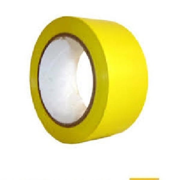 Fita demarcação amarela
