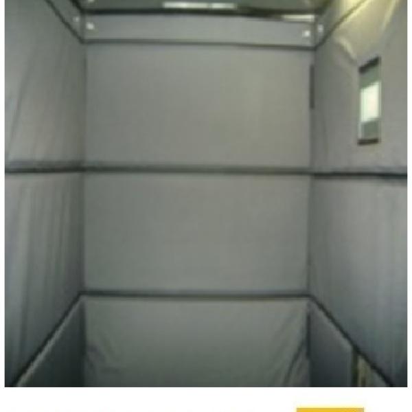 Protetor Acolchoado para elevador 3 partes