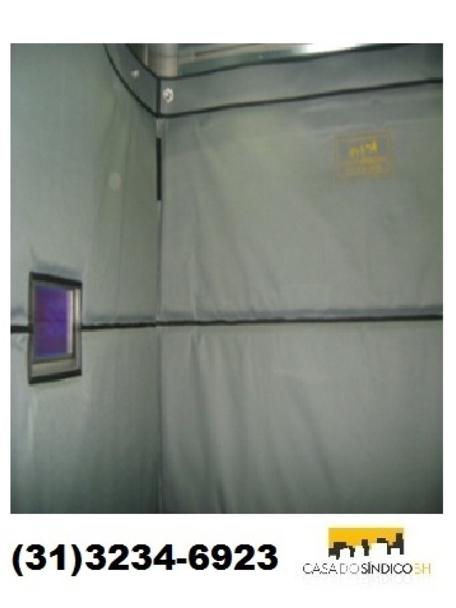 Protetor Acolchoado para elevador 4 partes
