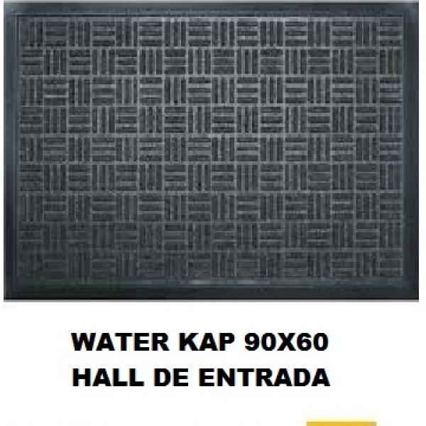 Tapete Clean Kap para entrada do condomínio