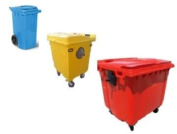 Carrinhos De Lixo