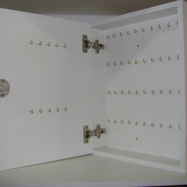 Quadro de chaves 50 ganchos