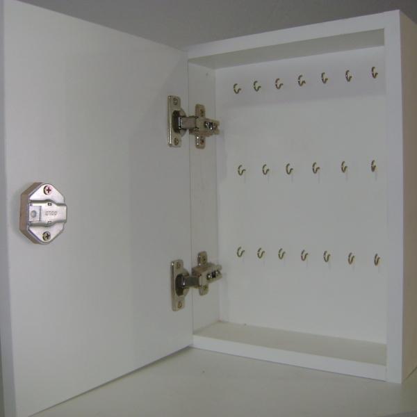 Quadro de chaves 30 ganchos